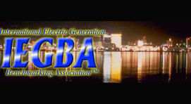 International Electric Generation Benchmarking Association logo